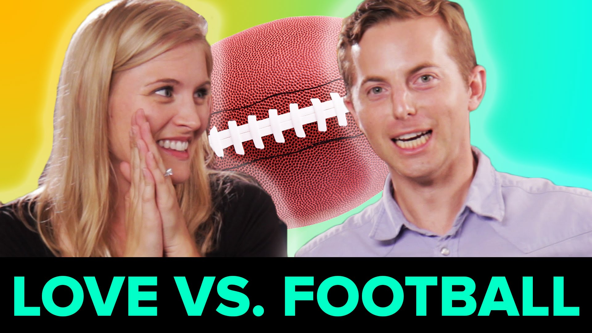 Football is one of the most popular sports! Watch this silly game show about the game.