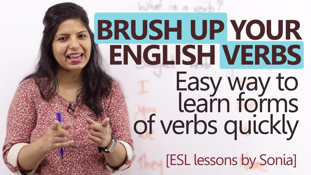Verbs are one of the most common English grammar mistakes