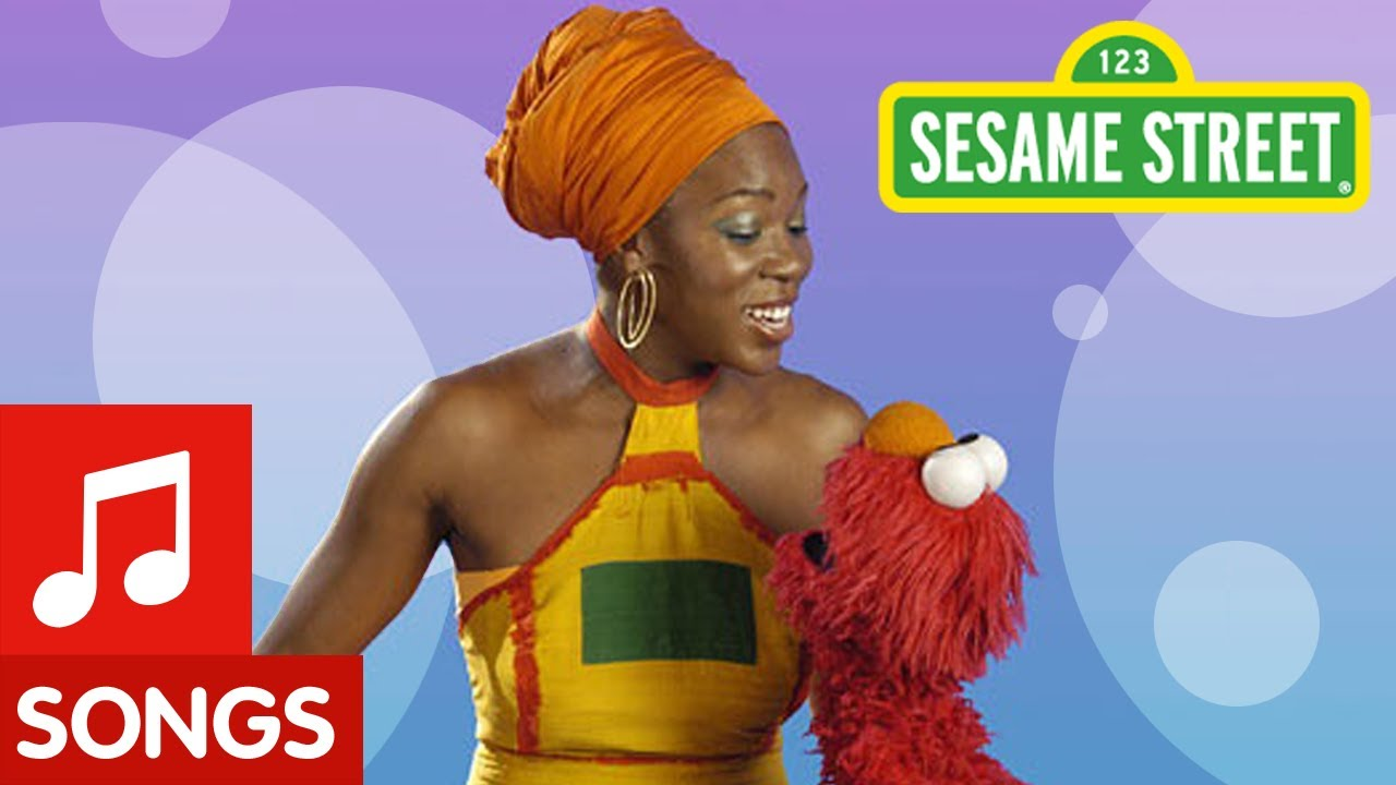Watch Sesame Street, one of the most popular English children's shows!