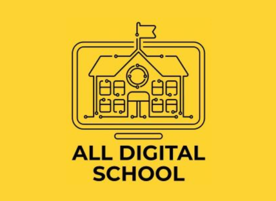 Link to All Digital School website