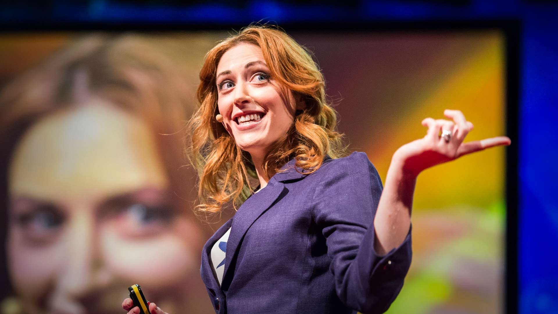 Kelly McGonigal TED