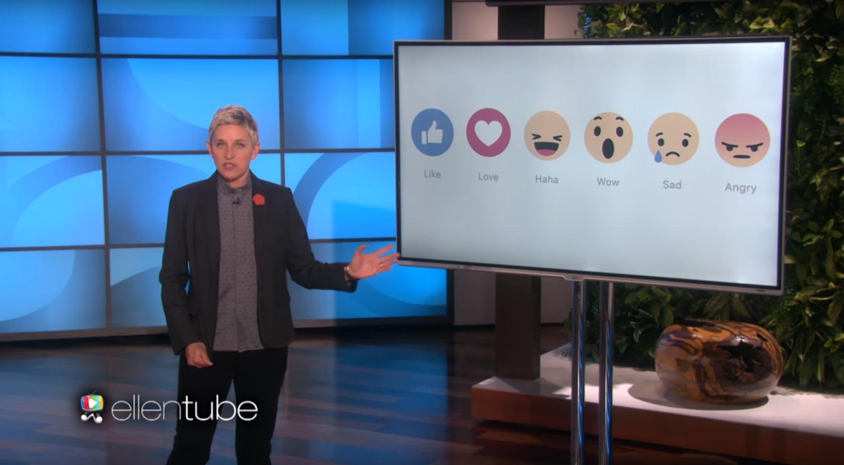 Comédias da Ellen, Vídeos para aprender Inglês