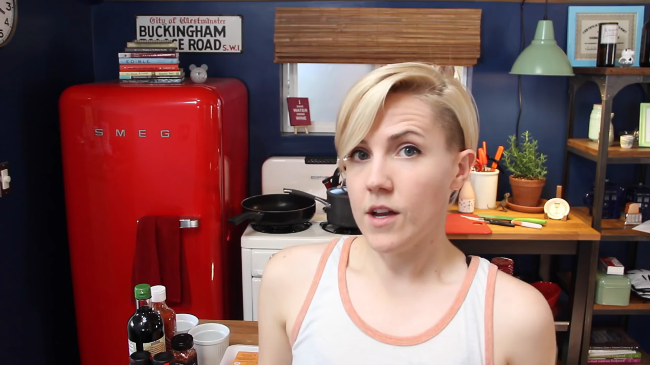 Aprende Inglês no Youtube com Hannah Hart!
