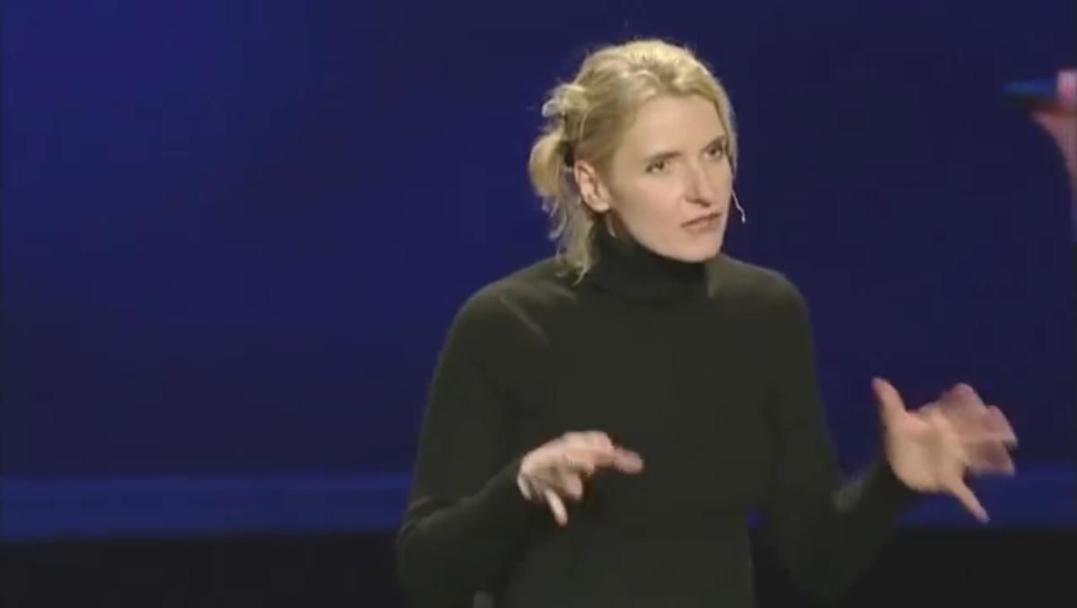 Элизабет Гилберт TED