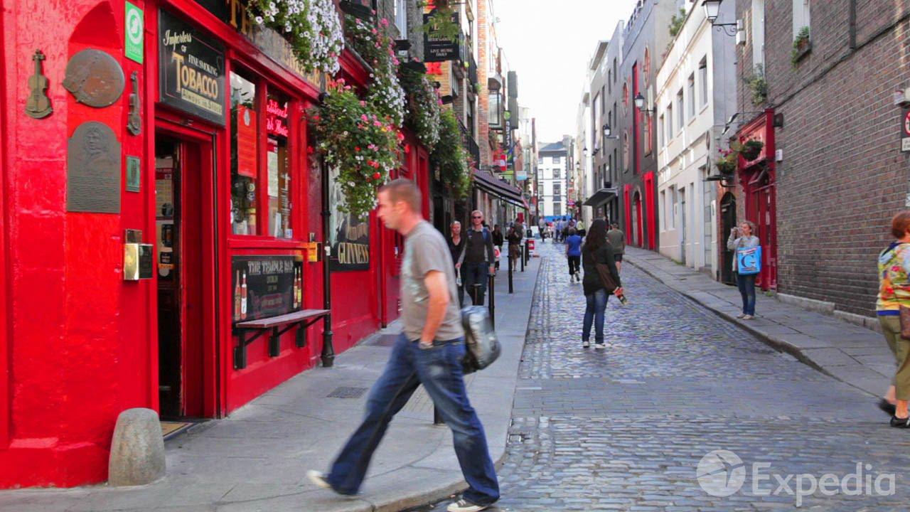 accents anglais - Dublin