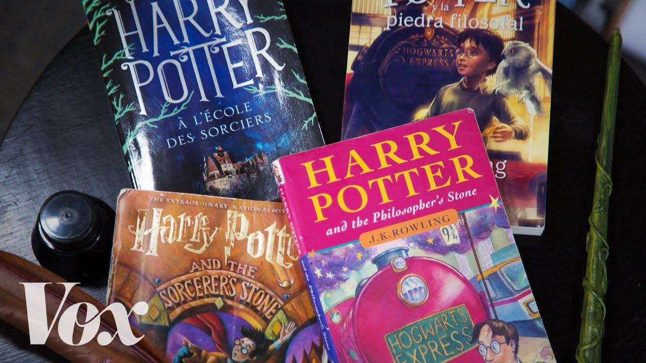 traducteurs de la série Harry Potter