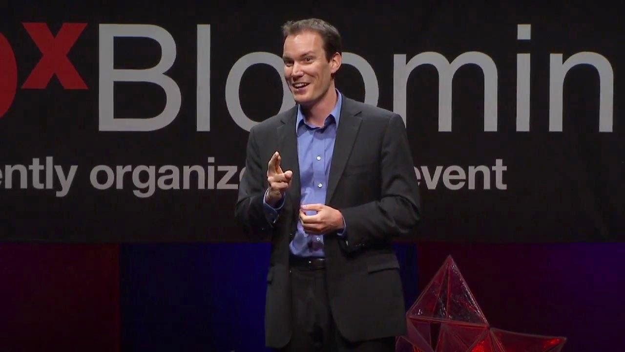 Shawn Achor TED talk