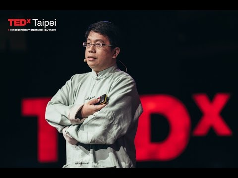 TED Talks to improve your Mandarin - Shih-Hao Lu