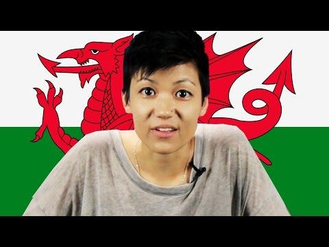 día de san David - pronunciando en galés