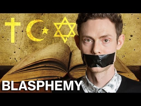 datos curiosos - blasfemia
