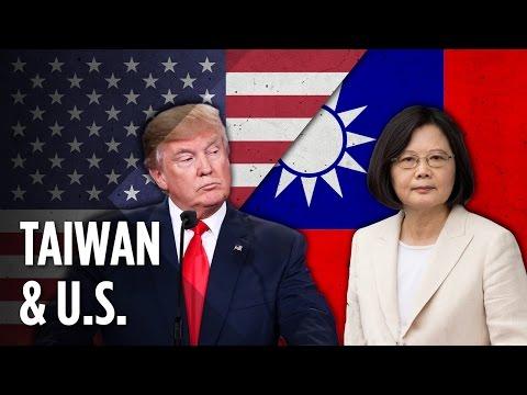 Trump - Taiwán