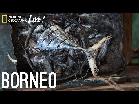 comida y cultura en Borneo