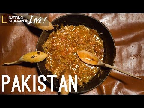 comida y cultura en Paquistán