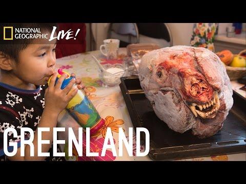 comida y cultura en Groenlandia