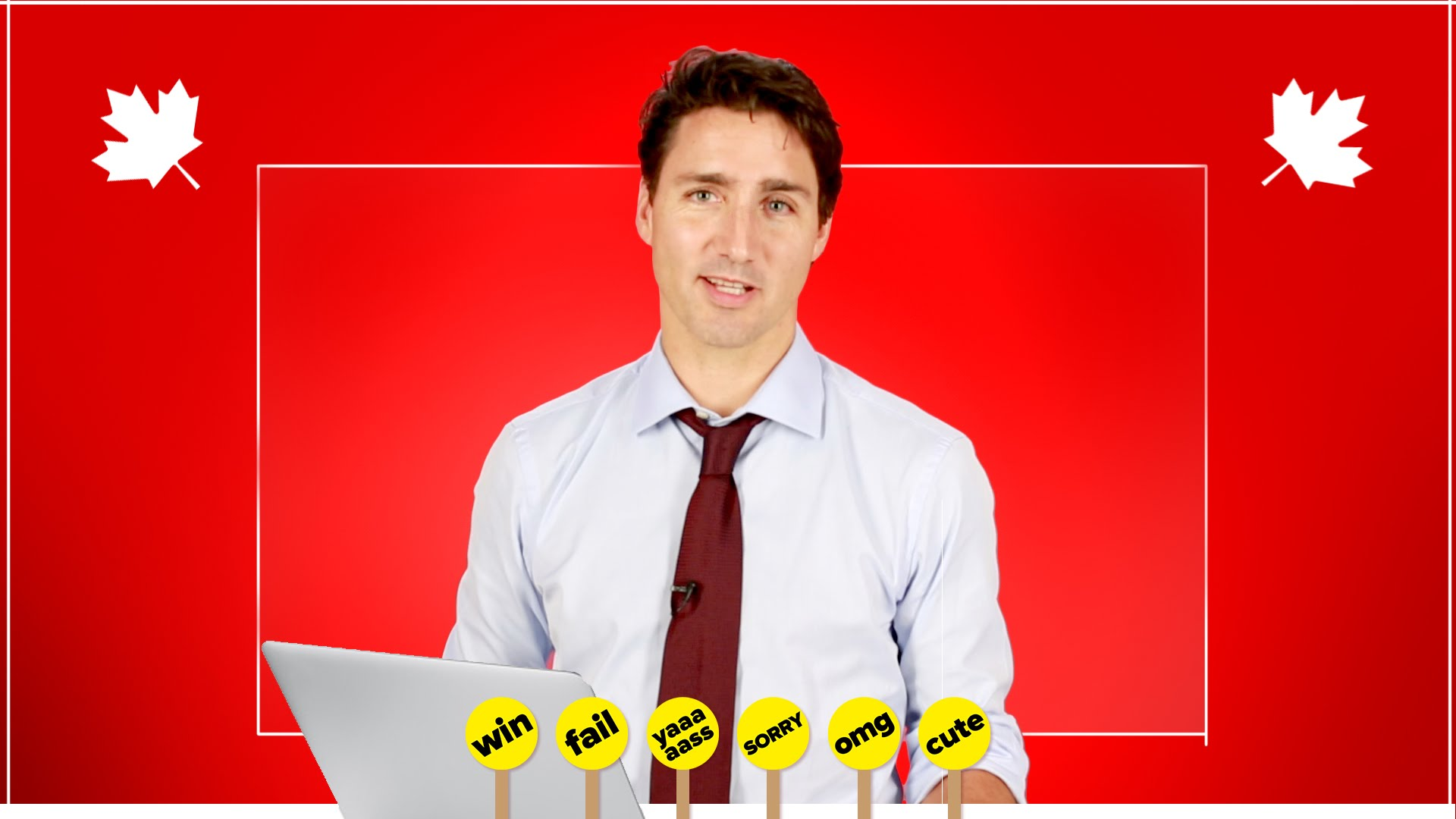 acentos del inglés - canadiense