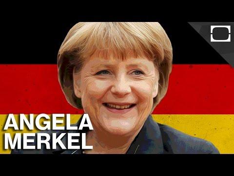 estado islámico - Merkel da bienvenida a los refugiados
