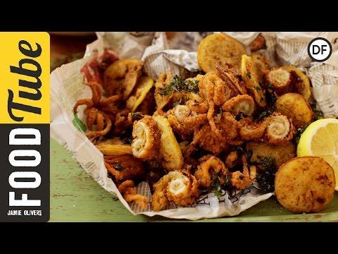 recetas deliciosas calamares