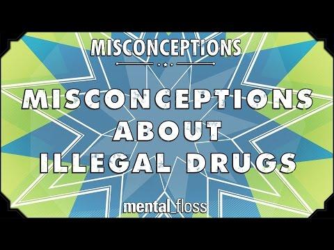 mitos comunes drogas