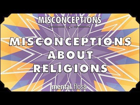 mitos comunes religión