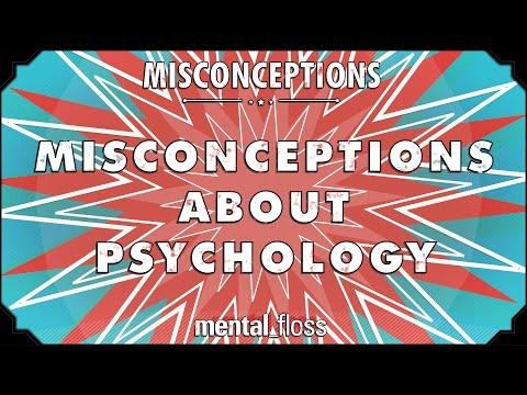 mitos comunes psicología