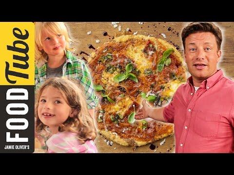 Woodpecker pizza