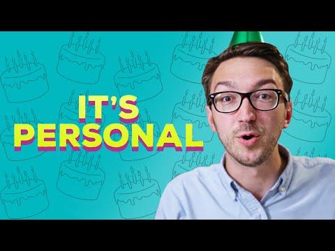 entretenimiento en inglés y cumpleaños